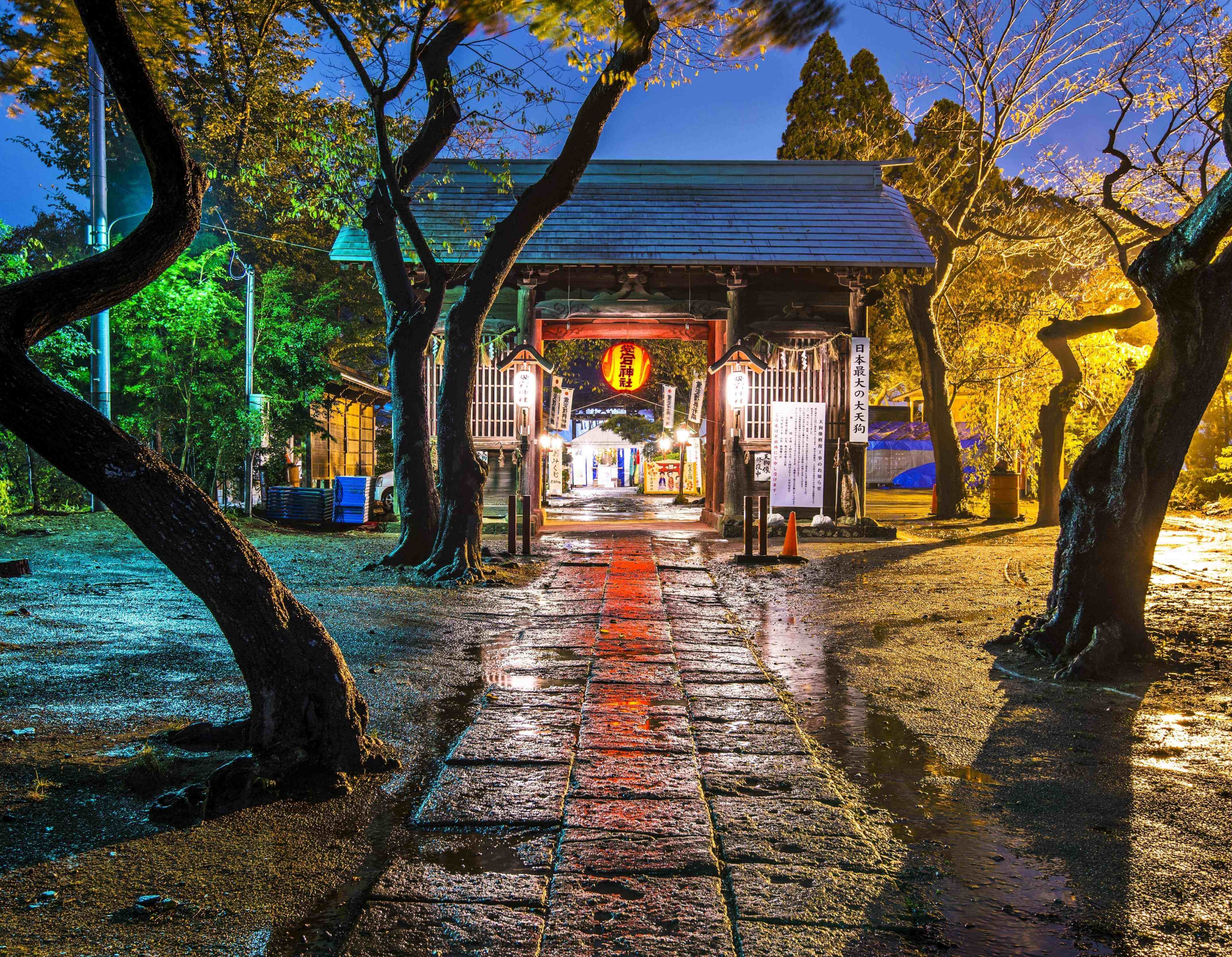 Atago Shrine Shinto Shrine With Famed Quot Ladder To Success