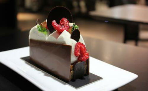 Bubo Japan, Chocolate Dessert